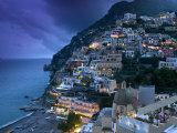 Positano, Amalfi Coast, Italy Photographic Print by Walter Bibikow