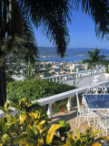 View over Montego Bay, Jamaica Photographic Print by Doug Pearson