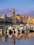 Alghero, Sardinia, Italy Fotodruck von Peter Adams