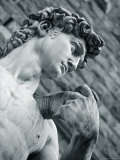 Statue of David, Florence, Tuscany, Italy Photographic Print by Alan Copson