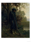 The Sentinel, c.1870-71 Giclee Print by Guillaume Urban Régamey