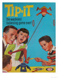Tip-It, the Wackiest Balancing Game Ever Posters
