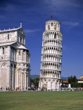 Leaning Tower of Pisa, Tuscany, Italy Photographic Print by Gavin Hellier