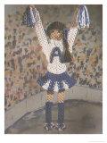 Macrame Cheerleader Posters