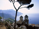Villa Rufolo, Ravello, Amalfi Coast, Italy Photographic Print by Demetrio Carrasco