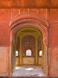 Hawa Mahal, Jaipur, Rajasthan, India Photographic Print by Walter Bibikow