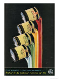 1950&#39;s Dulux Paint Advertisementisement Print