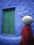 Jodhpur, Rajasthan, India Fotodruck von Peter Adams