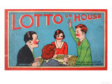 Lotto or House Game Posters
