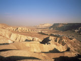 Nahal Zin, Negev Desert, Israel Photographic Print by Jon Arnold