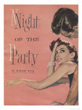 Night of the Party Giclee Print