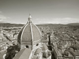 Duomo, Florence, Tuscany, Italy Photographic Print by Doug Pearson