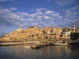 Jaffa Harbour, Tel Aviv, Israel Photographic Print by Jon Arnold
