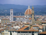 Duomo, Florence, Italy Photographic Print by Alan Copson