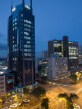 IandM Bank Tower, Kenyatta Avenue, Nairobi, Kenya Photographic Print by Peter Adams