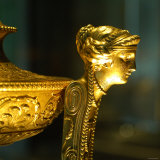Perfume Burner Lid, Cast Ormolu or Gilt Bronze. London, c.1760 Photographie par Diederich Nicolaus Anderson