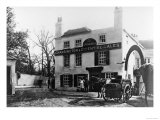 The Spaniards Inn, Hampstead Heath, London, 19th Century Gicl&#233;e-Druck