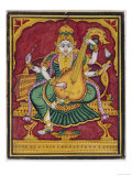 Saraswati. Mysore. India, c.1835 Gicl&#233;e-Druck