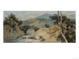 Bridge Giclee Print by George Chinnery