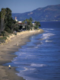 Butterfly Beach, Santa Barbara, California Photographic Print by Nik Wheeler