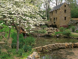 The Old Mill, North Little Rock, Arkansas Photographic Print by Dennis Flaherty