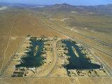 Marina Desert, California Photographic Print