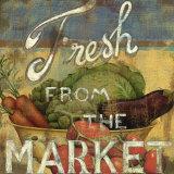 From the Market IV Poster von Daphne Brissonnet