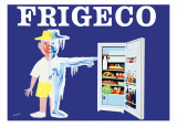 Frigeco 高品質プリント : レイモン・サヴィニャック
