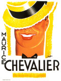 Maurice Chevalier Posters by Charles Kiffer