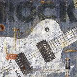 Rock Concert II Kunst