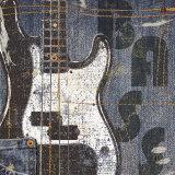 Rock Concert III Print