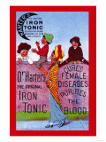Dr. Harter's Iron Tonic Posters