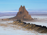 Shiprock, Utah Photographie