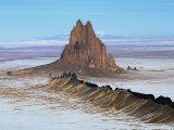 Shiprock, Utah Photographic Print