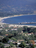 Scenic Overlook, Santa Barbara, California Photographic Print by Nik Wheeler