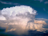 Cumulonimbus, Las Animas County, Colorado Photographie