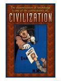 Civilization Prints