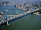 Williamsburg Bridge, New York Photographie