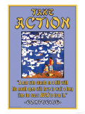 Take Action Prints