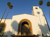 Union Station, Los Angeles, California Photographic Print by Jake Warga