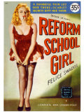 Reform School Girl Art