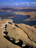 Lake Powell, Bullfrog Basin, Utah Photographie