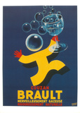 Couzan Brualt Posters by Pierre Collot