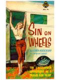 Paul Rader - Sin On Wheels - Reprodüksiyon