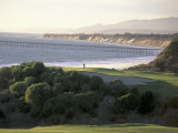 Sandpiper Golf Course, Goleta, California Photographic Print by Nik Wheeler