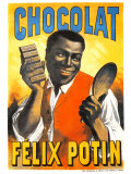Chocolat Felix Potin Prints by  Morgue