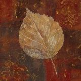 Golden Fall I Affiches par Daphne Brissonnet