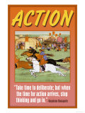 Action Posters