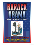 Barack Obama, Save Social Security Posters
