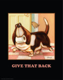 Give That Back Posters by Kourosh 